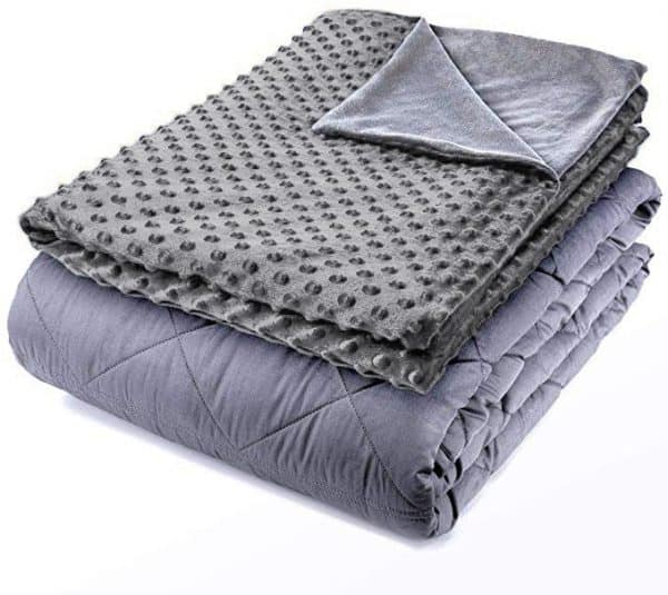 duvet covers for weighted blankets