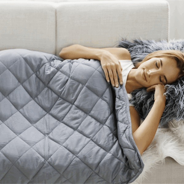 namaste adult weighted blanket